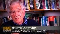 Chris Hedges Interviews Noam Chomsky - Noam Chomsky Debate 2016