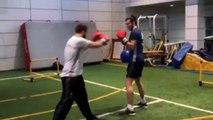 Gareth Bale deja K.O a su preparador físico