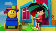bob der Zug _ regen regen gehen weg _ Babylied _ Bob The Train _ Rain Rain Go Away _ Kids Music-oMnek0MLXNw