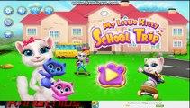 My Little Kitty School Trip - Baby Kitty Play Have Fun in School Bus Trip - Gameplay Cartoon