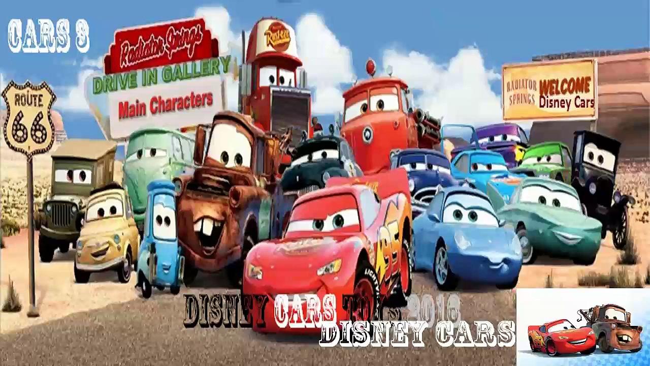 Cars 3 – Cars 3 Teaser Trailer | Disney Cars Toys 2016