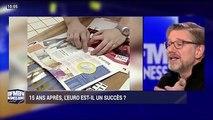 15 ans après, l'euro est-il un succès? - 21/01