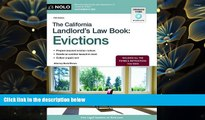 READ book The California Landlord s Law Book: Evictions (California Landlord s Law Book Vol 2 :