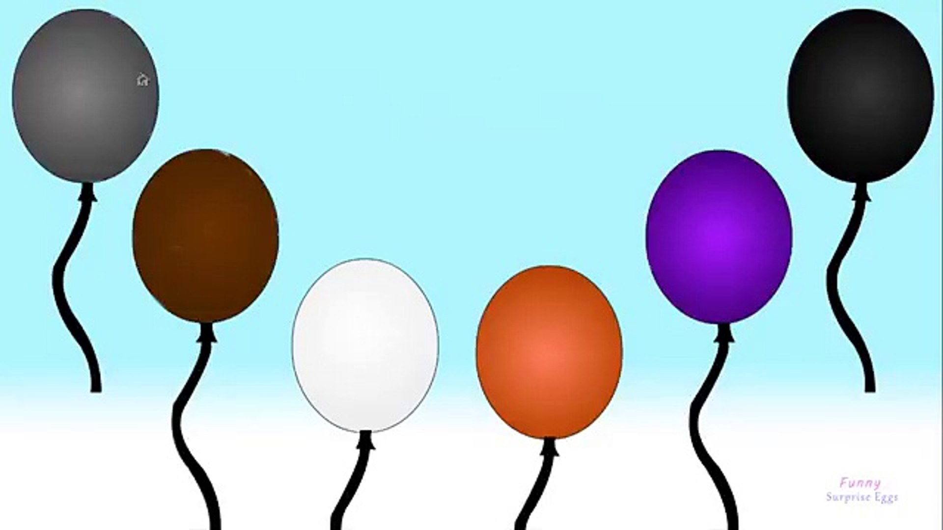 Learning Colors for Kids   Teach Colours   Colors Balloon for kids Children Toddlers Baby Learning