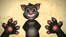 Finger Family Nursery Rhyme - 3D Tom Cat Rhymes for Kids and Toddlers - Tom Cat Rhymes
