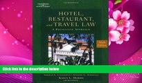 READ book Hotel, Restaurant   Travel Law Karen Morris Trial Ebook