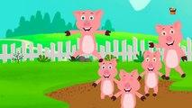 fünf kleine Schweinchen _ Bildungs-Video _ Anschauen und genießen-Dj8N8VLoeA0