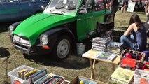 00349 2016 At Walton Naze Essex Classic Car Show Unedited Video