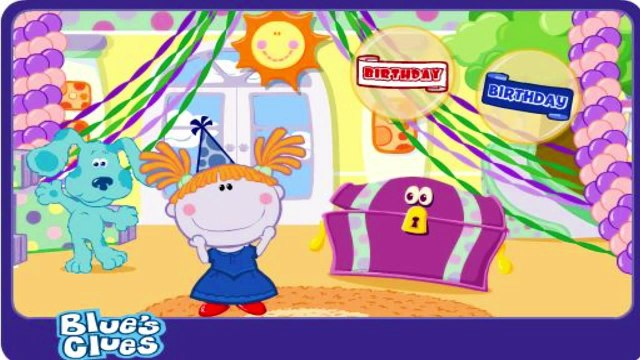 Blues Clues - Birthday Party - Blues Clues Games
