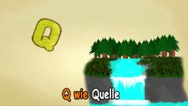 Deutsch lernen für Kleinkinder - Das'Q' Lied - Lesen lernen leicht gemacht--aQnnVOhqjQ