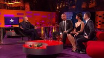 Joseph Gordon-Levitt on meeting Edward Snowden's parents - The Graham Norton Show 2016 - BBC One