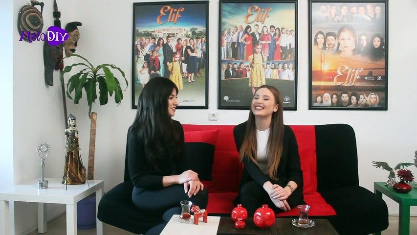Cemre Melis Çınar   Selin Sezgin İle Röportaj - 1.Bölüm