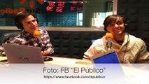 """Alejandro Tous. Entrevista en el programa """"El Publico"""" de Canal Sur Radio"""