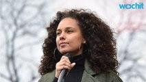 Alicia Keys Performed At Women's March On Washington