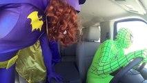 Siêu Nhân Người Nhện & Nữ Hoàng Băng giá #58 - Spiderman - Nào mình cùng lên xe buýt