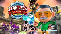 Stan Lees Hero Command [Android/iOS] Gameplay (HD)
