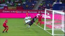 Match CAN 2017 Algérie vs Tunisie - Deuxième mi-temps 19-01-2017