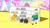 Adventure Time - Candy Streets (clip)