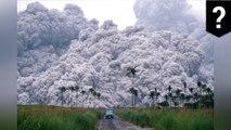 Kepulan asap letusan gunung merapi dapat menghancurkan apapun di jalannya - Tomonews