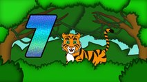 Animal Counting Song – Counting to 10 with Animals in the Jungle – Have Fun Counting to 10