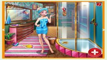 Elsa Sauna Flirting Realife - Elsa And Jack Frost Real Life Sauna Flirting