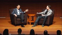 Elon Musk the Tesla Motors CEO at Stanford GSB Entrepreneurial Company of the Year