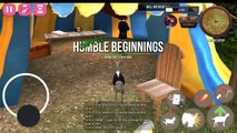 Goat Simulator MMO Simulator Gameplay IOS / Android