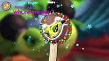 Kung Fu Panda Cake Pop Finger Family Nursery Rhymes Lyrics and More