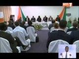 Rencontre sous régionale ici a Abidjan sur l'approfondissement de l'intégration régionale en Afri