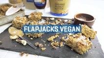 Recette Vegan de Flapjacks Protéinés-9WNwzv-OjR8