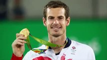 Andy Murray wins Gold Medal Tennis Rio Olympics 2016-mYpmY6cOJSo