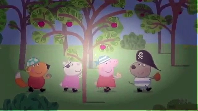 Peppa Pig Season 04 Episode 052 Pirate Treasure