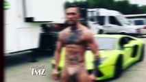 Conor McGregor Isn't The Only One In His Family With A Hot Bod _ TMZ TV-b2SvsgsKACQ