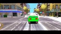 Nursery Rhymes Hulk Spiderman Colors & Disney Pixar Cars Lightning McQueen Colors Children Songs