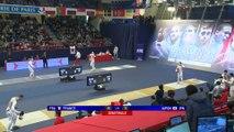 CIP 2017 - TV - 1/2 Finale FRANCE vs JAPON