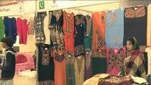 هذا الصباح-معرِض للمنتجات اليدوية النسائية بباكستان