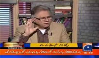 Noon League walay bohut bare Wardatiay hain - Hassan Nisar grills PML N for calling everything game changer