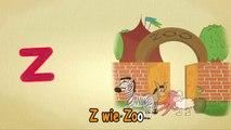 Singen und Lernen für Kinder Das Z-Lied - lernen deutsch zu sprechen - singen und tanzen mit kindern-ctSZq9KTX_U