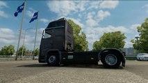 Euro Truck Simulator 2 Gameplay #14 My New Truck VOLVO FH16