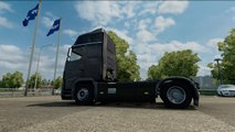 Euro Truck Simulator 2 Gameplay #14 My New Truck VOLVO FH16