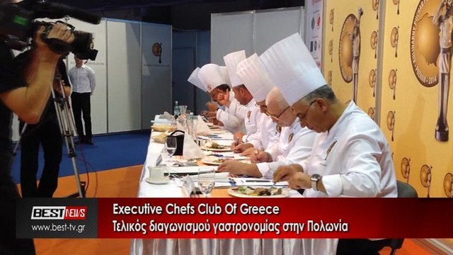 EXECUTIVE CHEFS SYNTAGES