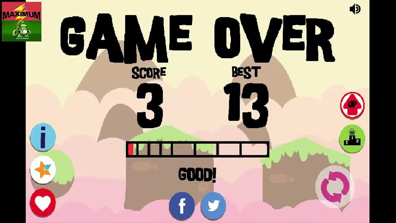 Alpaca Jump Android Gameplay (HD)