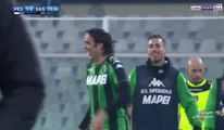 Pescara Calcio 1-3 US Sassuolo Calcio - All Goals Exclusive HD (2.1.2017) - Serie A