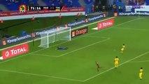 الهدف الثالث لـ المغرب  -  المغرب 3 -1 الطوغو Maroc 3-1 Togo