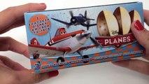 Planes Surprise Eggs Chocolate Eggs Surprise Toys Aviones Huevos con Sorpresa
