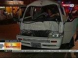 Road reblocking ng DPWH sa Pedro Gil at Taft Ave., nagdudulot ng matinding trapiko
