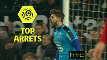 Top arrêts 21ème journée - Ligue 1 / 2016-17