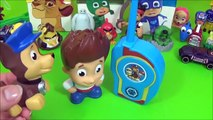 Learn Colors Paw Patrol PJ Masks Surprise Blind Boxes Toy Show, Fun Kids Toy Surprise Slime Video