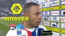 Interview de fin de match : Olympique Lyonnais - Olympique de Marseille (3-1) Ligue 1 / 2016-17