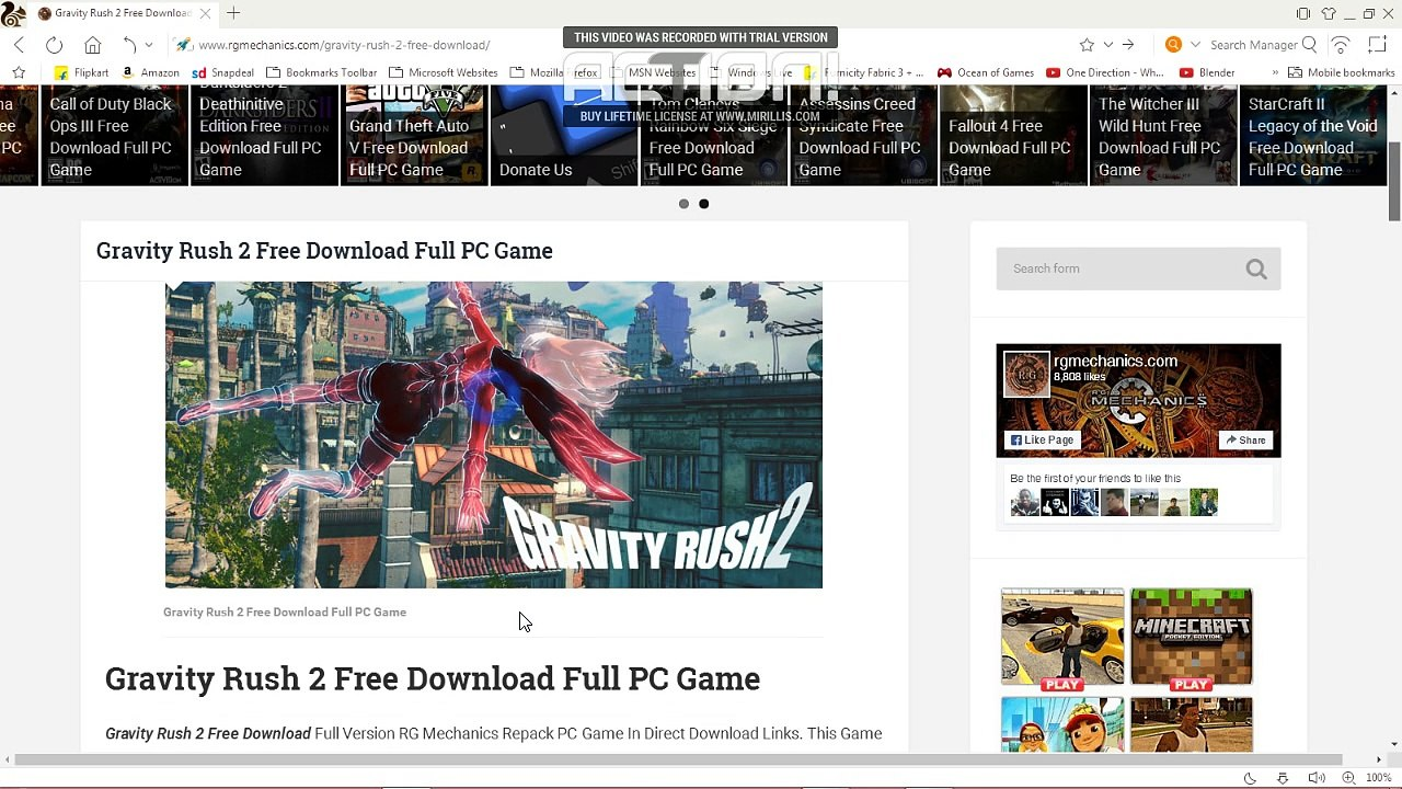 How to download Gravity Rush 2 for PC